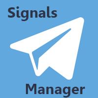Telegram Signals Manager