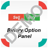 Binary Options Panel Demo