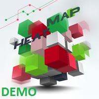 Heatmap 104 demo