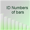 ID Numbers of bars