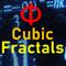 Phi Cubic Fractals Lines