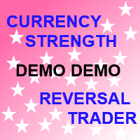Multi Currency Strength Reversal Trader Demo