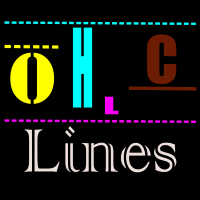OHLC Lines