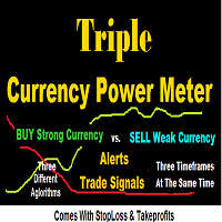Triple Currency Power Meter Triple CPM
