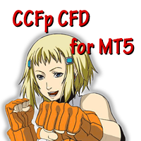 CCFp CFD for MT5