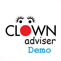 Clown Adviser Demo
