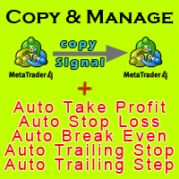 Copy and Manage EA