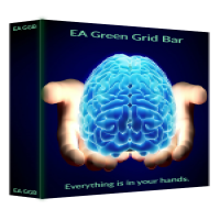 Green Grid Bar