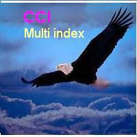 CCI ma Multi index
