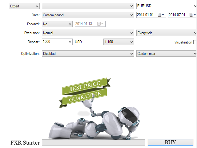 FXR Starter MT5