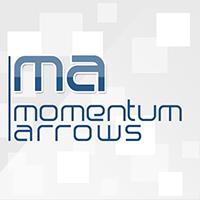 MA Momentum Arrows