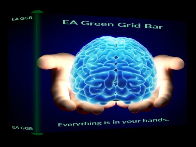 Green Grid Bar