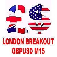 London Breakout GbpUsd M15