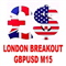 London Breakout GbpUsd M15