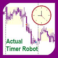 Actual Timer Robot