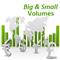 Big and Small Volumes