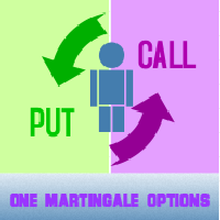One martingale options