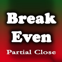 Break Even Partial Close