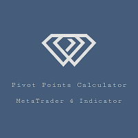 General Pivot Points Calculator