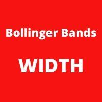 Bollinger Bands WIDTH