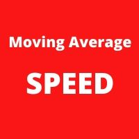 Moving Average SPEED
