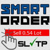 Smart Order lot calculator