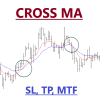 CrossMA With SLTP MT5