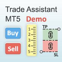 Trade Assistant MT5 Demo