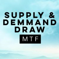 Supply and Demand Draw MTF