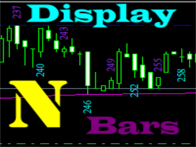 Display N Bars