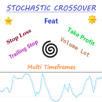 Stochastic Crossover MT5