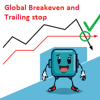 Global Breakeven and Trailingstop
