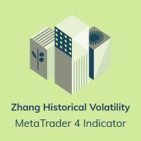 Zhang Historical Volatility Indicator