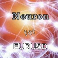 Neuron for EURUSD