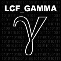 LCFGamma