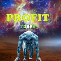 Profit taken