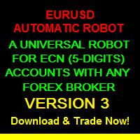 EURUSD Automatic Robot