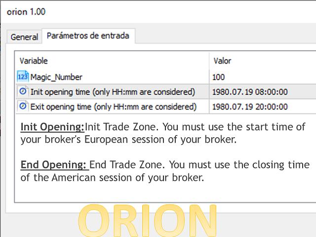 Orion MT5