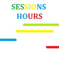 Colored Market Hours