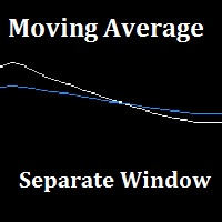 Separate Moving Average with Signals