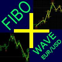 FiboPlusWave EURUSD