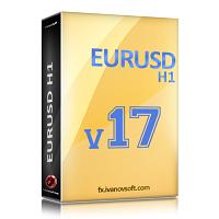 AI eurusd H1 v17