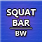 SQUAT Bar BW