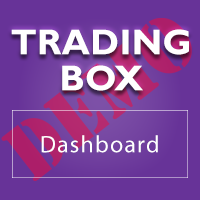 DEMO Trading box Dashboard