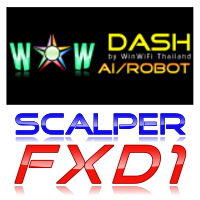 WOW Dash Scalper FXD1 Ai Robot