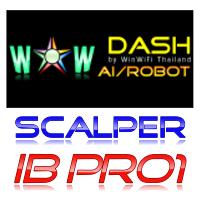 WOW Dash Scalper IB Pro1 Ai Robot