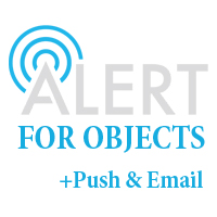 Alert for objects