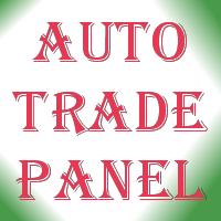 Auto trading panel