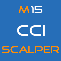 M15 CCI Scalper