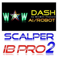 WOW Dash Scalper IB Pro2 Ai Robot